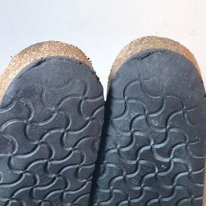 Birkenstock Shoes - Birkenstock Arizona Men's Tan Double-Strap Sandals